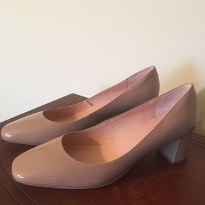 Kate Spade nude pumps 9.5 BRAND NEW